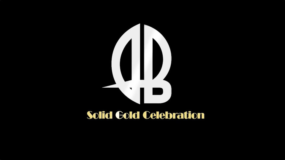 AOO Solid Gold Celebration Birthday Party Event